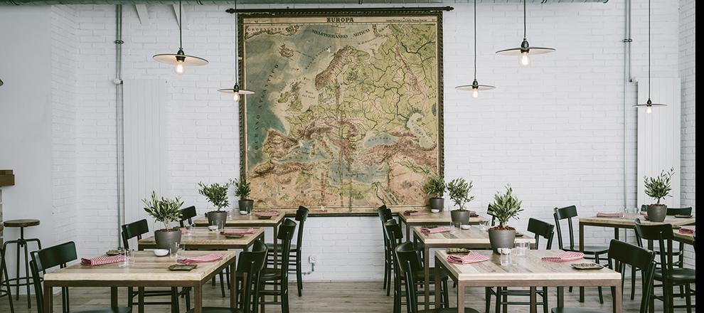 Arredo arredamento bar ristoranti elementi di arredo per for Mobili da ristorante di design