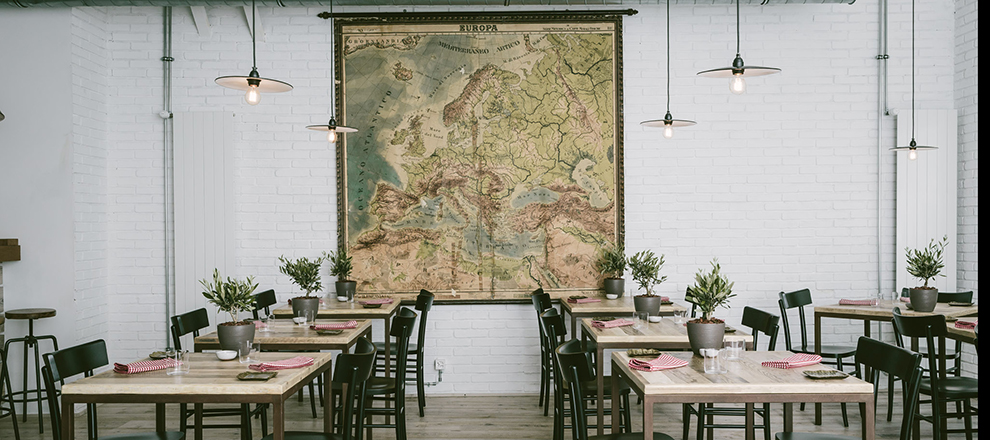 Arredo arredamento bar ristoranti elementi di arredo per for Arredamenti per bar moderni