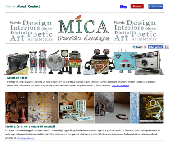 MICA POETIC DESIGN