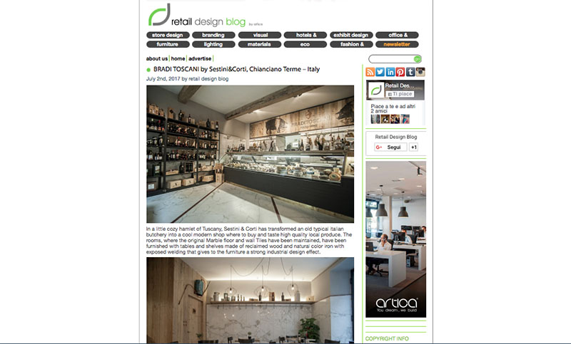 Bradi Toscani In Retail Design Blog