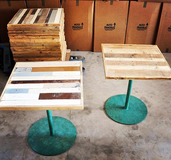 Direzione lecce design industriale sestini corti for Arredo bar lecce