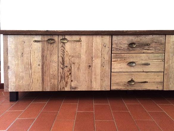 Vendita legno di recupero roma pannelli termoisolanti - Mobili con legno di recupero ...