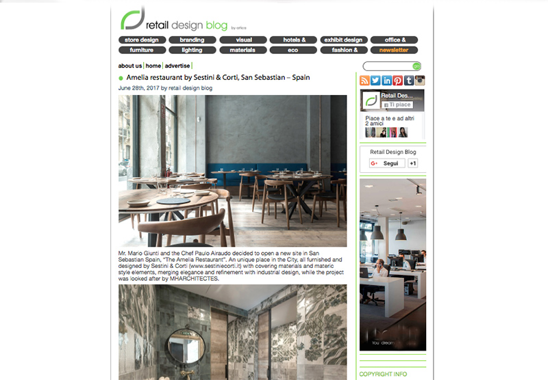 AMELIA Retail Design Blog