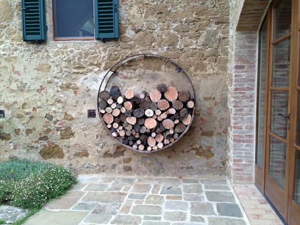 Interior design recupero arredamento design recupero for Carrello portalegna da arredamento