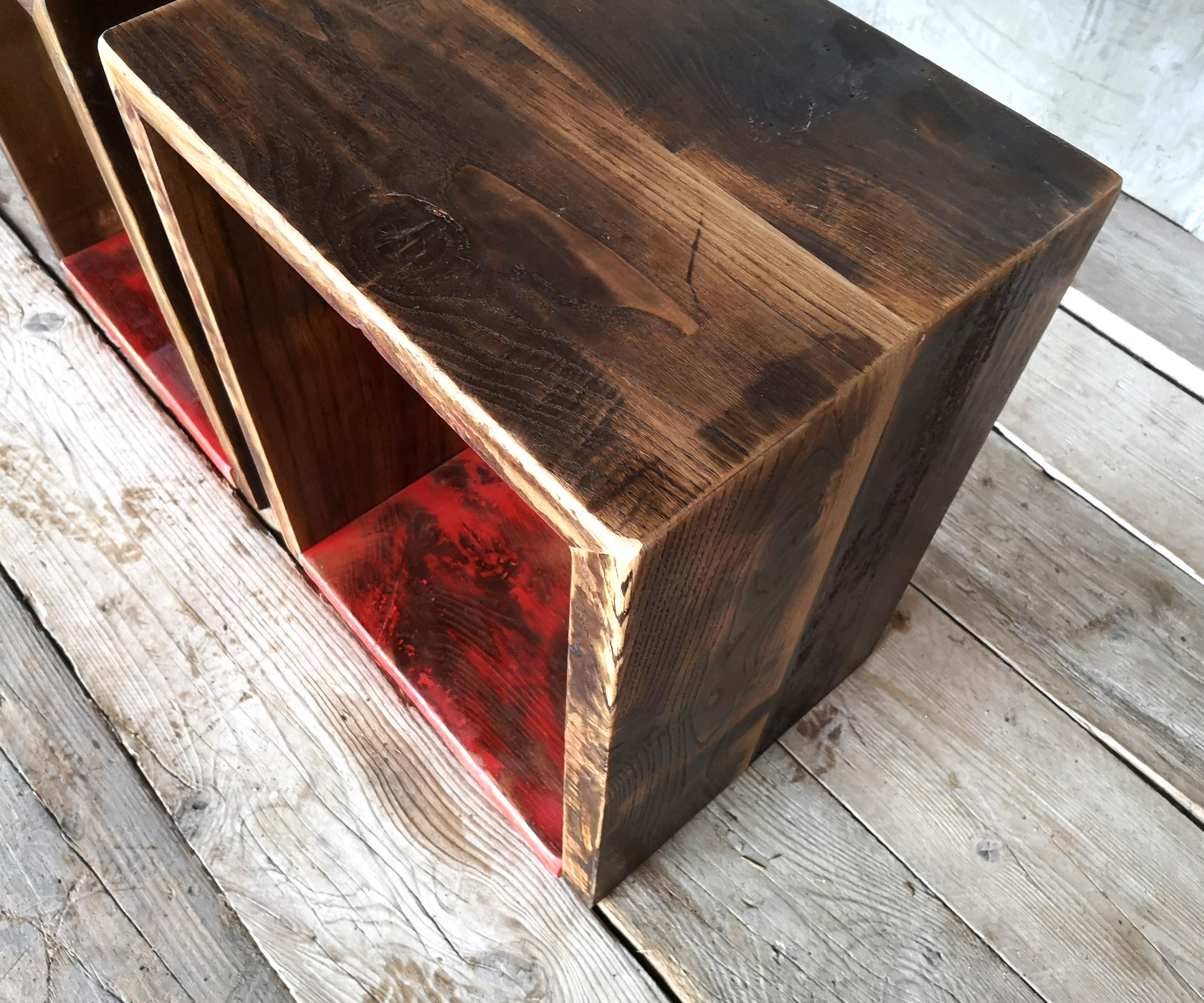 Comodino botte prodotti tavoli da fumo interior design recupero sestini e corti shop online - Tavoli da fumo in legno ...