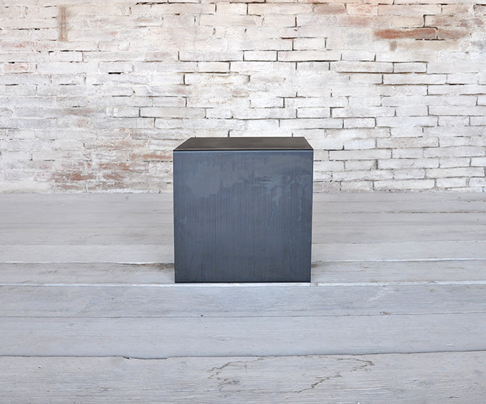 Cubo Di Ferro.Cubo Ferro 40 Prodotti Cubi Interior Design Recupero Sestini