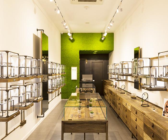 David marc negozio portfolio negozi uffici interior for Negozi design online