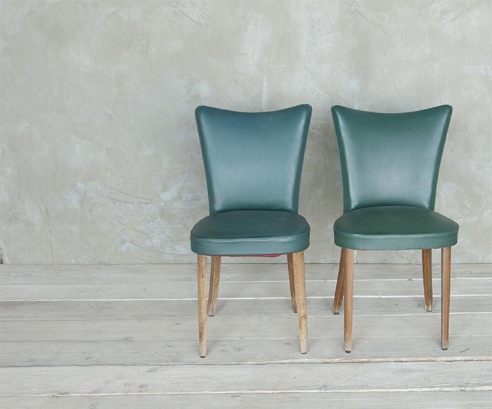 Coppia sedie vintage sedie interior design recupero for Sedie online shop