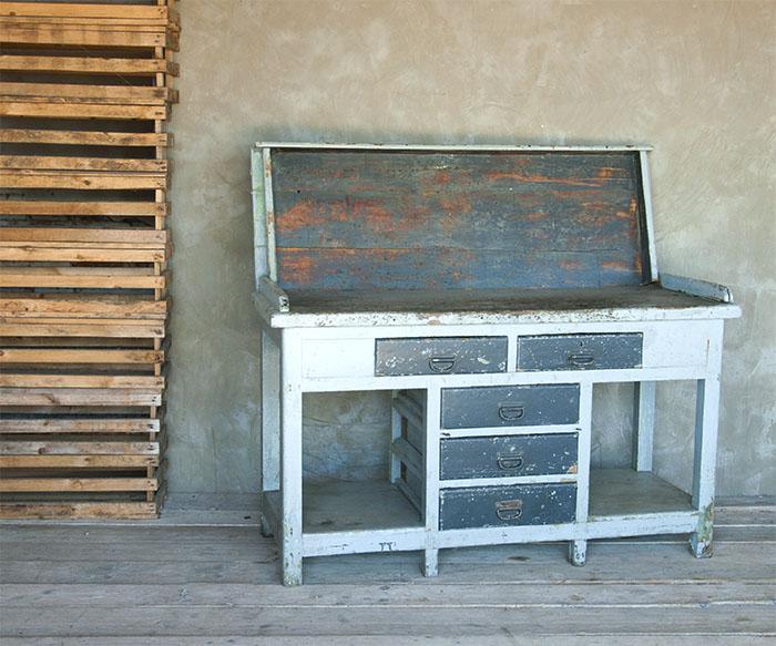 Tavoli Da Lavoro Vintage : Ferriere design xx century art and furniture tavoli e sedute