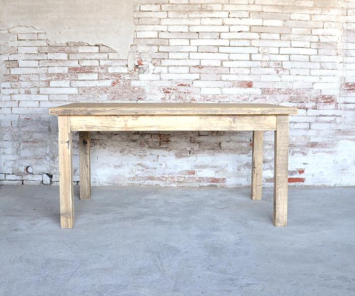 Tavolo osteria prodotti tavoli interior design recupero for Tavoli design online
