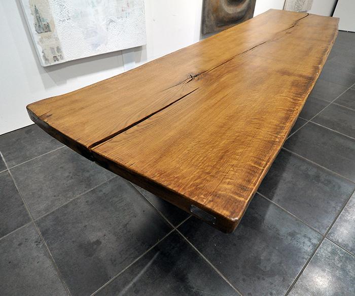Tavolo rovere prodotti tavoli massello interior design - Tavole legno massello ...