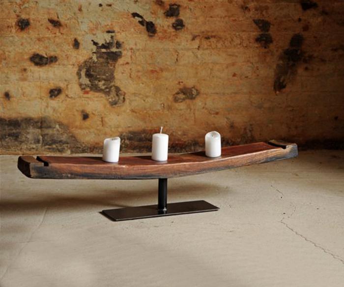 Portacandele botte prodotti portacandele interior design - Portacandele da tavolo ...
