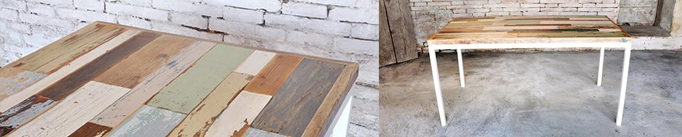 Interior design recupero riserva tavoli realizzazioni ...