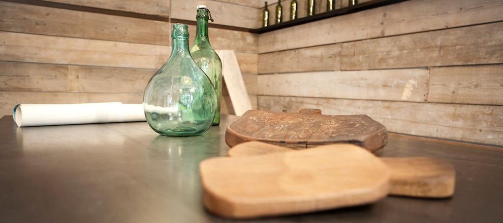 Arredamento Design Riciclo : Arredamento design recupero materiali ...